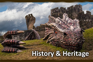 istory & Heritage Sites in South Wales