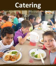 Catering at our Centre