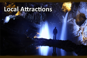 Attractions in South Wales