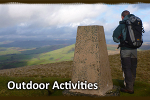 Outdoor activities in South Wales